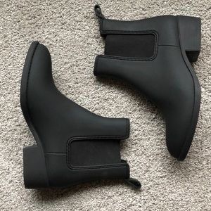 Jeffrey Campbell®️ Ankle Rubber Boots